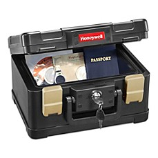 image of Honeywell Waterproof Fire Document Chest