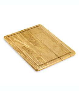 Tabla para picar Architec® Gripperwood™, de madera con surco, 40.64 x 50.8 cm