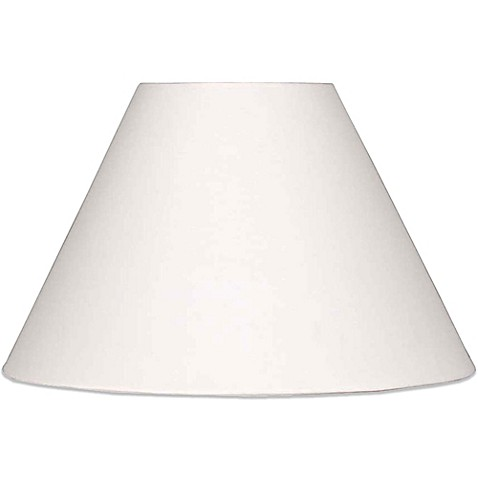 Mix Amp Match Large 17 Inch Hardback Linen Lamp Shade In
