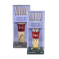 image of WoodWick® Lavender Spa Reed Aromatherapy Diffuser