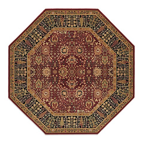 Couristan 174 Cypress Garden Rugs In Persian Red Bed Bath