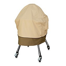 image of Classic Accessories® Veranda Kamado Green Egg Ceramic Grill Cover