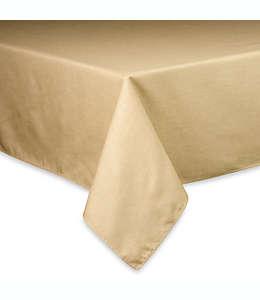 Mantel para mesa cuadrado liso 152 cm x 213 cm en madera