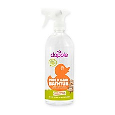 image of dapple® 30 oz. Pure 'N' Clean Tub & Tile Cleaner Spray in Fragrance-Free
