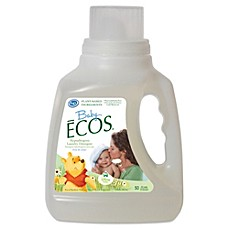 image of Disney Baby® Baby ECOS® Free & Clear 50-Ounce Laundry Detergent