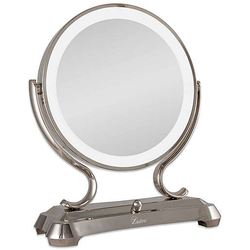 Zadro 1x 5x Magnifying Oversized, Zadro Makeup Mirror Replacement Bulbs
