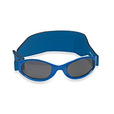 image of UVeez Classic Band Flex Fit Sunglasses in Royal Blue