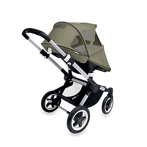 bugaboo buffalo complete stroller by diesel in blue denim. Black Bedroom Furniture Sets. Home Design Ideas