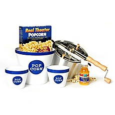 image of Wabash Valley Farms™ Stovetop Popcorn Popper Theater Party Pack