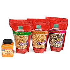 image of Wabash Valley Farms™ Popcorn Kernel Variety Set with Coconut Popping Oil