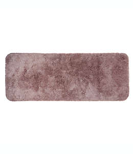 Tapete de poliéster de PET reciclado para baño NestWell™ color gris oscuro