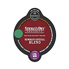 image of Keurig® K-Carafe™ Pack 8-Count Newman's Own® Organics Special Blend Coffee
