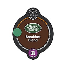 image of Keurig® K-Carafe™ Pack 8-Count Green Mountain Coffee® Breakfast Blend Coffee