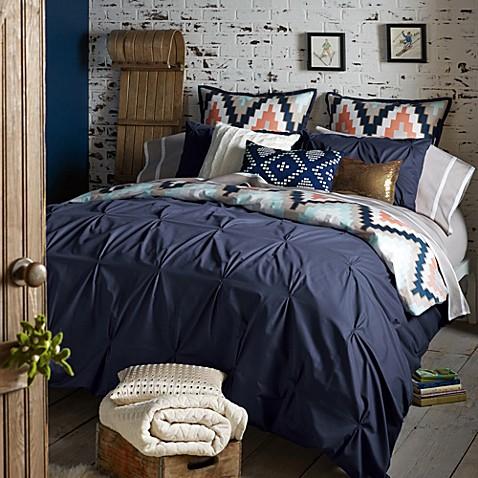 Elegant Blisslivingu0026reg; Home Harper Reversible Duvet Cover Set