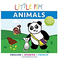 image of Little Pim®: Animals by Julia Pimsleur Levine