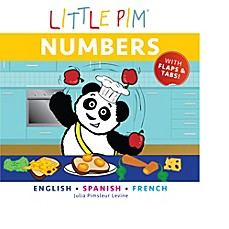 image of Little Pim®: Numbers by Julia Pimsleur Levine