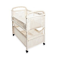 image of Arm's Reach Clear-Vue Co-Sleeper® in Natural