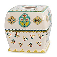 image of Creative Bath™ Sasha Boutique Tissue Box Cover