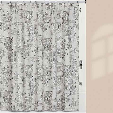 Creative Bath Sketchbook Shower Curtain Bed Bath Amp Beyond
