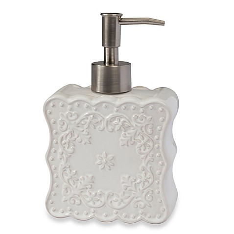 Creative Bath™ Ruffles Lotion Dispenser
