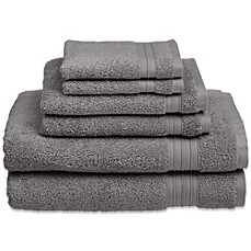 image of Welspun HygroSoft 6-Piece Towel Set