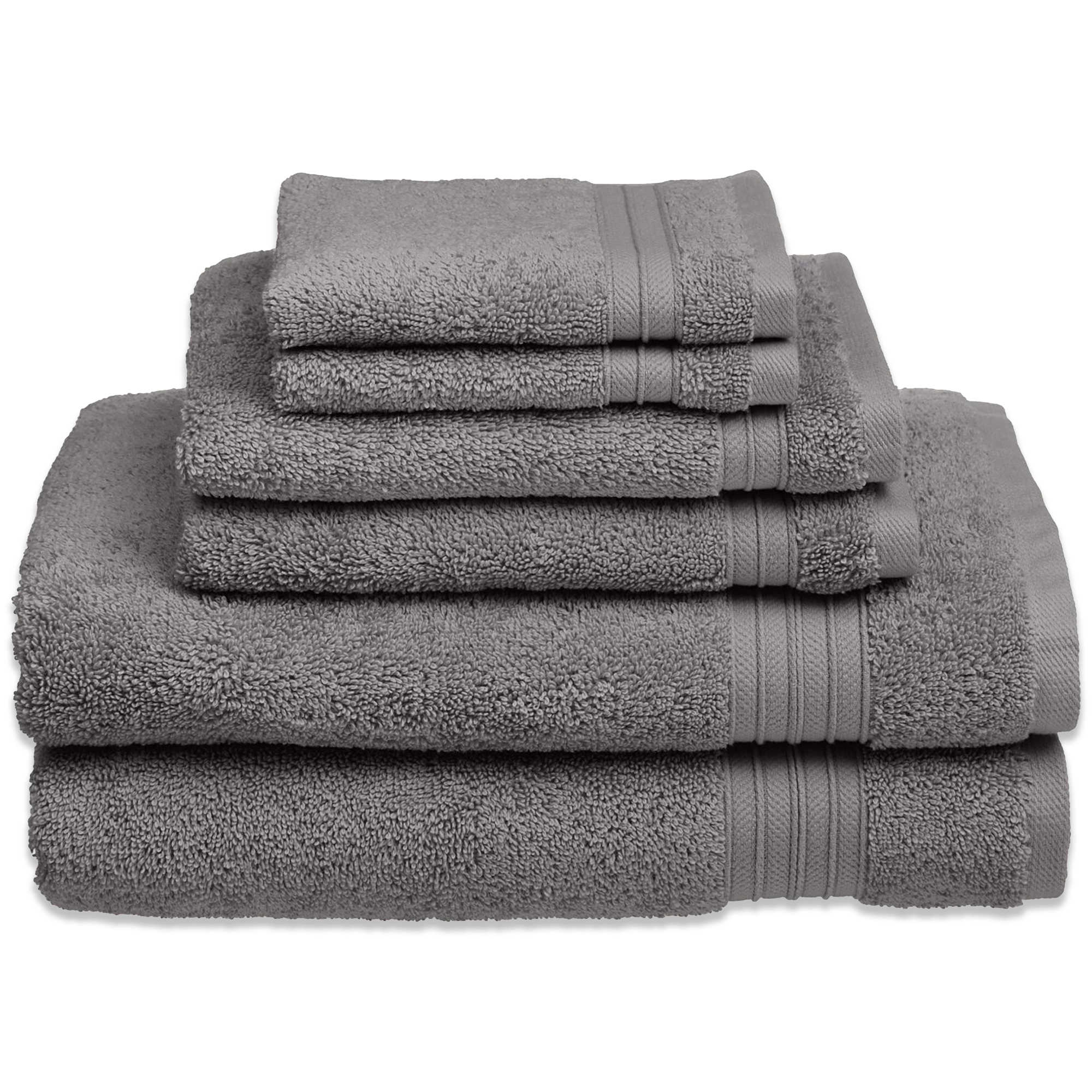 Bed bath beyond french press - Image Of Welspun Hygrosoft 6 Piece Towel Set