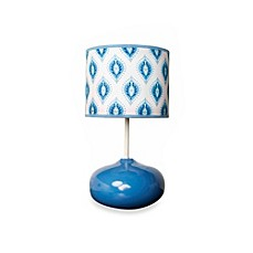 image of kidsline™ Dena Indigo Lamp Base and Shade