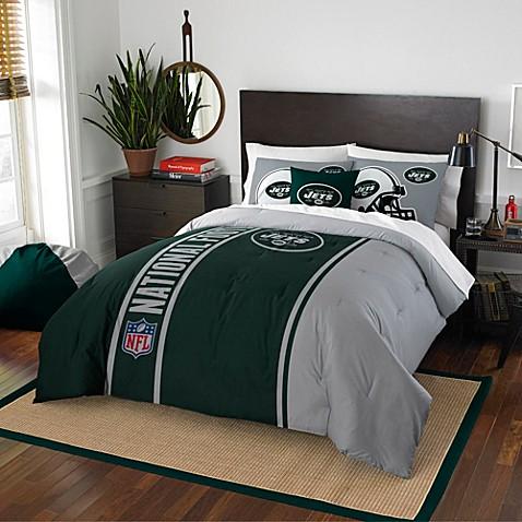 Nfl New York Jets Bedding