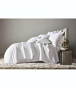 Funda para almohada euro O&O by Olivia & Oliver™ Hash Tag color blanco