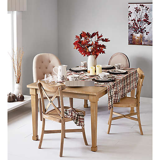 Bee Willow Home Vintage Extendable Dining Table Bed Bath Beyond