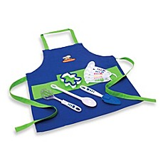 image of Curious Chef 11-Piece Boys' Chef's Kit