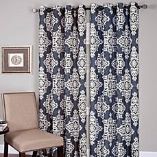 Image Of Medina Grommet Window Curtain Panels