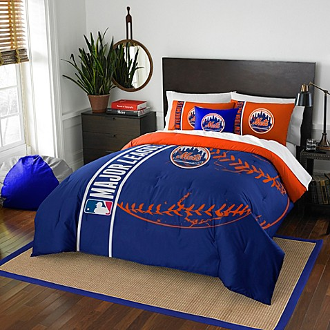 MLB New York Mets Bedding - Bed Bath & Beyond