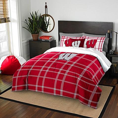 University Of Wisconsin Bedding Bed Bath Amp Beyond