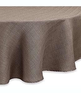 Mantel redondo para mesa Noritake® en café