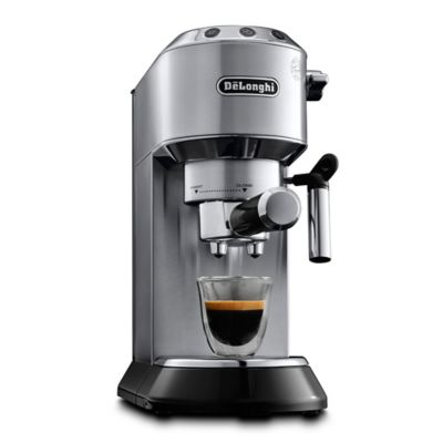 Delonghi Coffee Maker Ec7 : De Longhi Dedica Pump Espresso & Cappuccino Machine - Bed Bath & Beyond