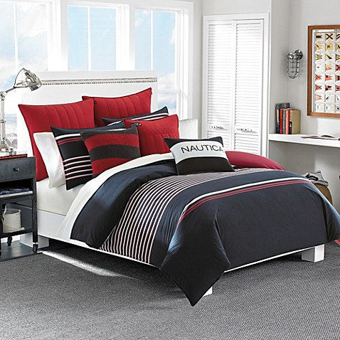 Nautica 174 Mineola Comforter Set Bed Bath Amp Beyond