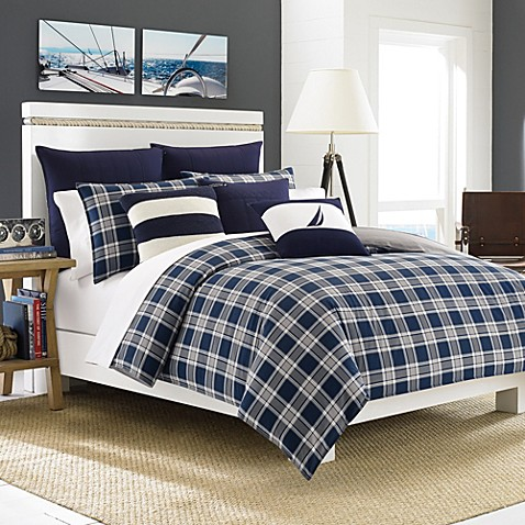Nautica 174 Eddington Comforter Set Bed Bath Amp Beyond