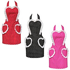 image of Carolyn's Kitchen Glamour Girl Retro Apron