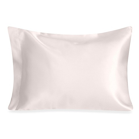 Nojo 174 Toddler Satin Pillow In White Buybuy Baby