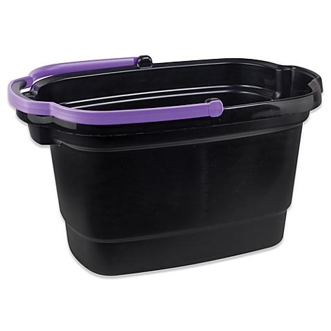 Casabella Neon 4 Gallon Bucket Bed Bath Amp Beyond