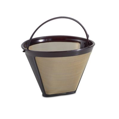 Cuisinart Coffee Maker Coffee Filter : Cuisinart Gold Tone Coffee Filter - Bed Bath & Beyond