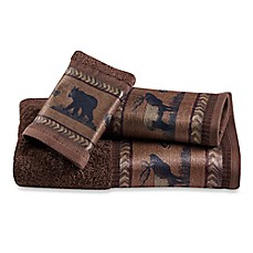 image of Croscill® Caribou Bath Towel Collection