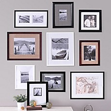 Wall Picture Frame Set gallery frames - wall frames, frame sets, mix and match frames