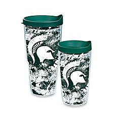 image of Tervis® Michigan State University Splatter Wrap Tumbler with Lid