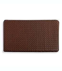 GelPro® Classic Tapete con diseño tipo canasta, 50.8 x 81.28 cm en café trufa