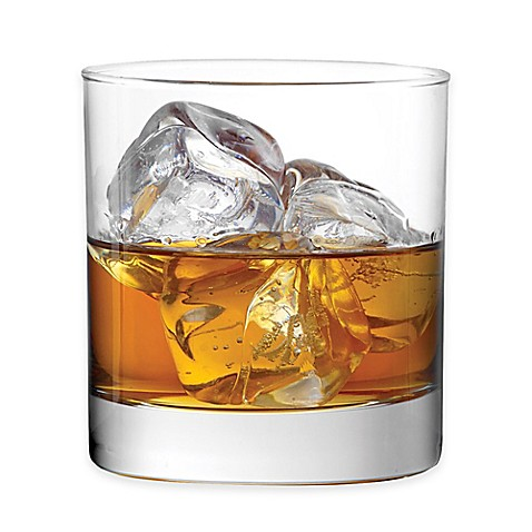 Double Old Fashioned Glasses Set Of