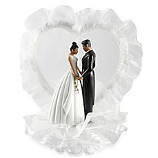 image of Ivy Lane Design Ty Wilson Novia Latina Cake Topper in White