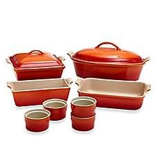 image of Le Creuset® 10-Piece Bakeware Set