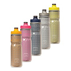 image of Nathan™ Fire & Ice 20 oz. Insulated Reflective Water Bottle